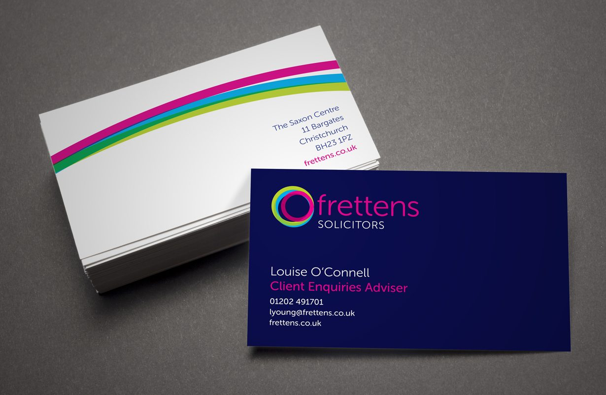 Logo design and visual identity development Bournemouth agency