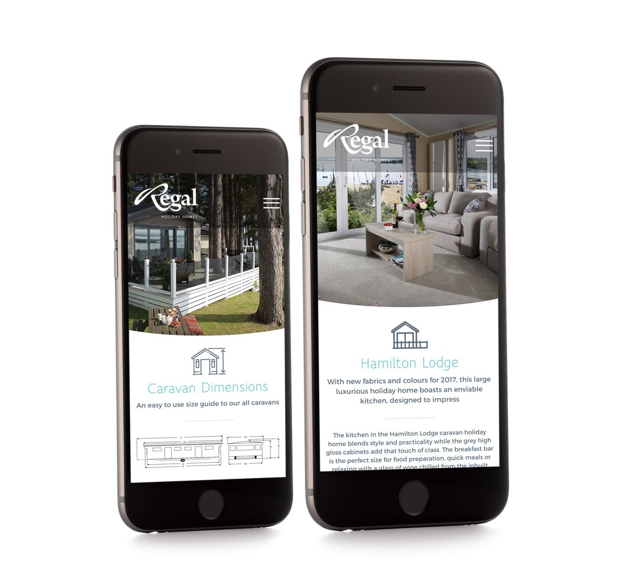 web design by Orbital - a creative agency in Bournemouth Poole Dorset