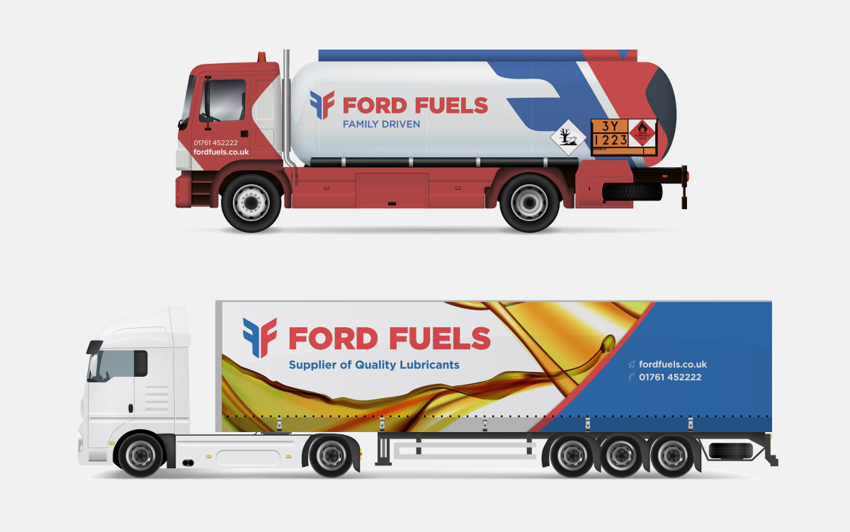 ford fuels truck designs