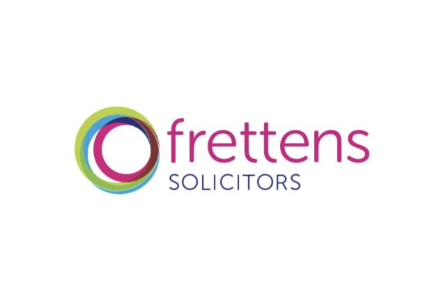 frettens logo design